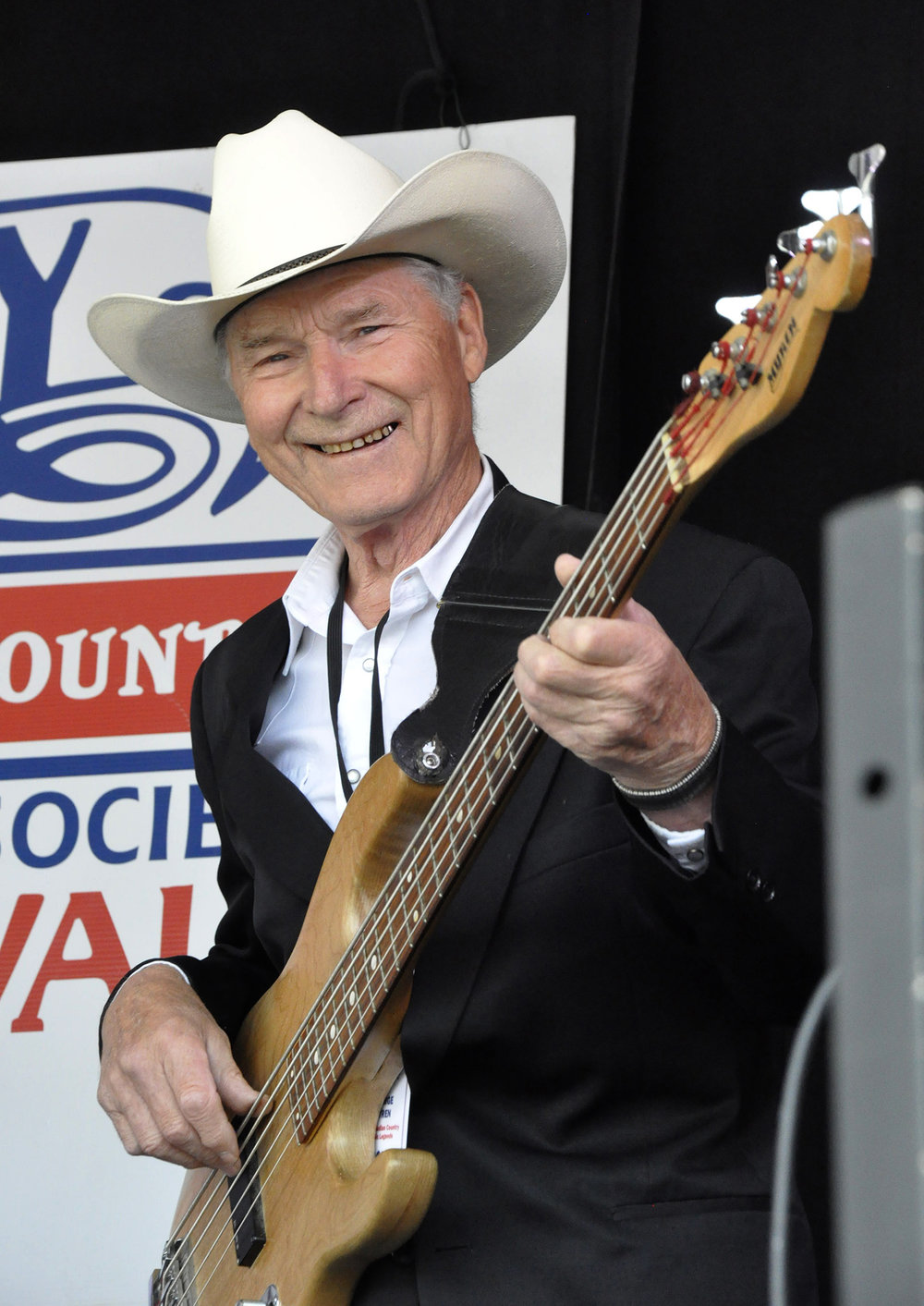 George Myren of The Canadian Country Music Legends
