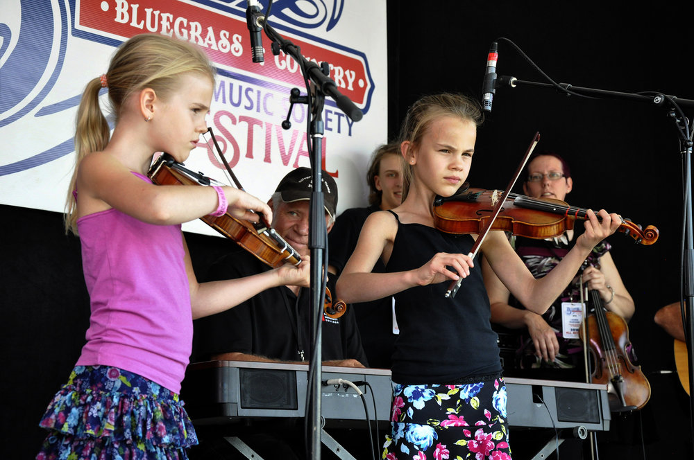 The Alberta Society of Fiddlers