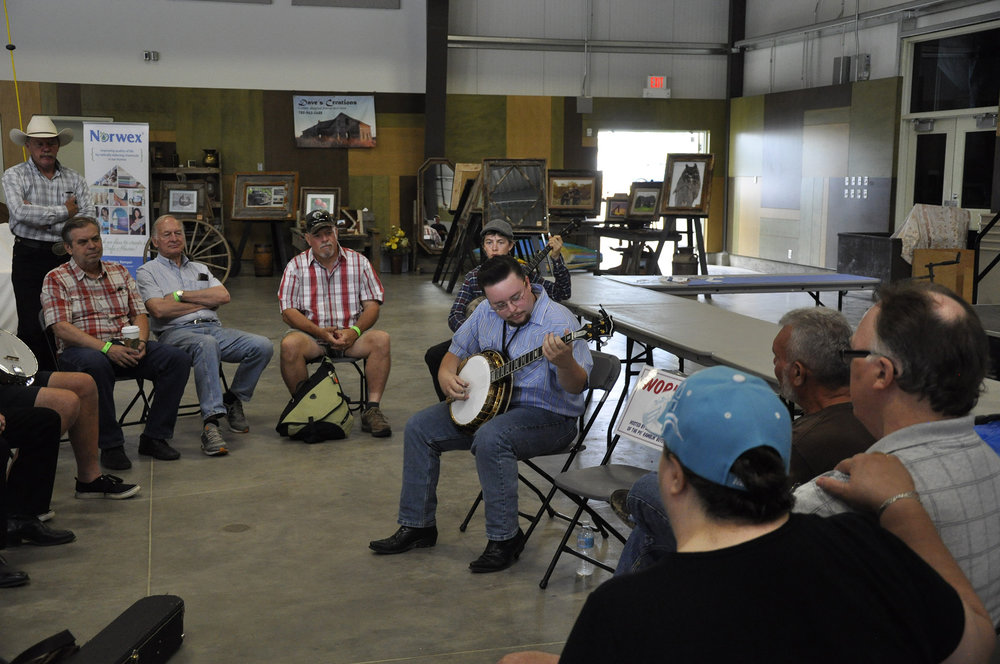 Banjo Workshop with Jereme Brown of The Po' Ramblin' Boys