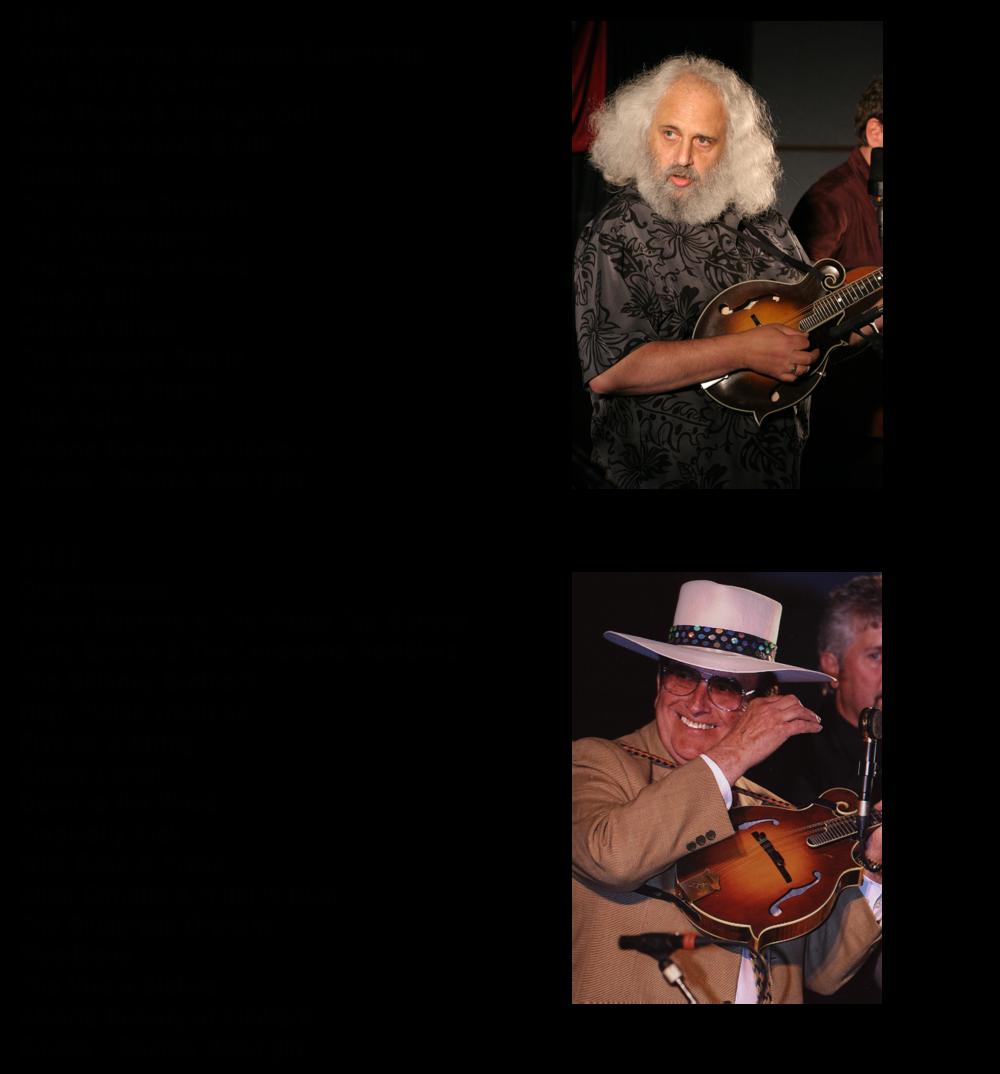 2007 & 2008 Blueberry Bluegrass Festival Lineup.png