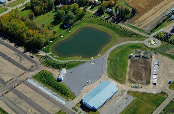 Heritage Park, Stony Plain, Alberta