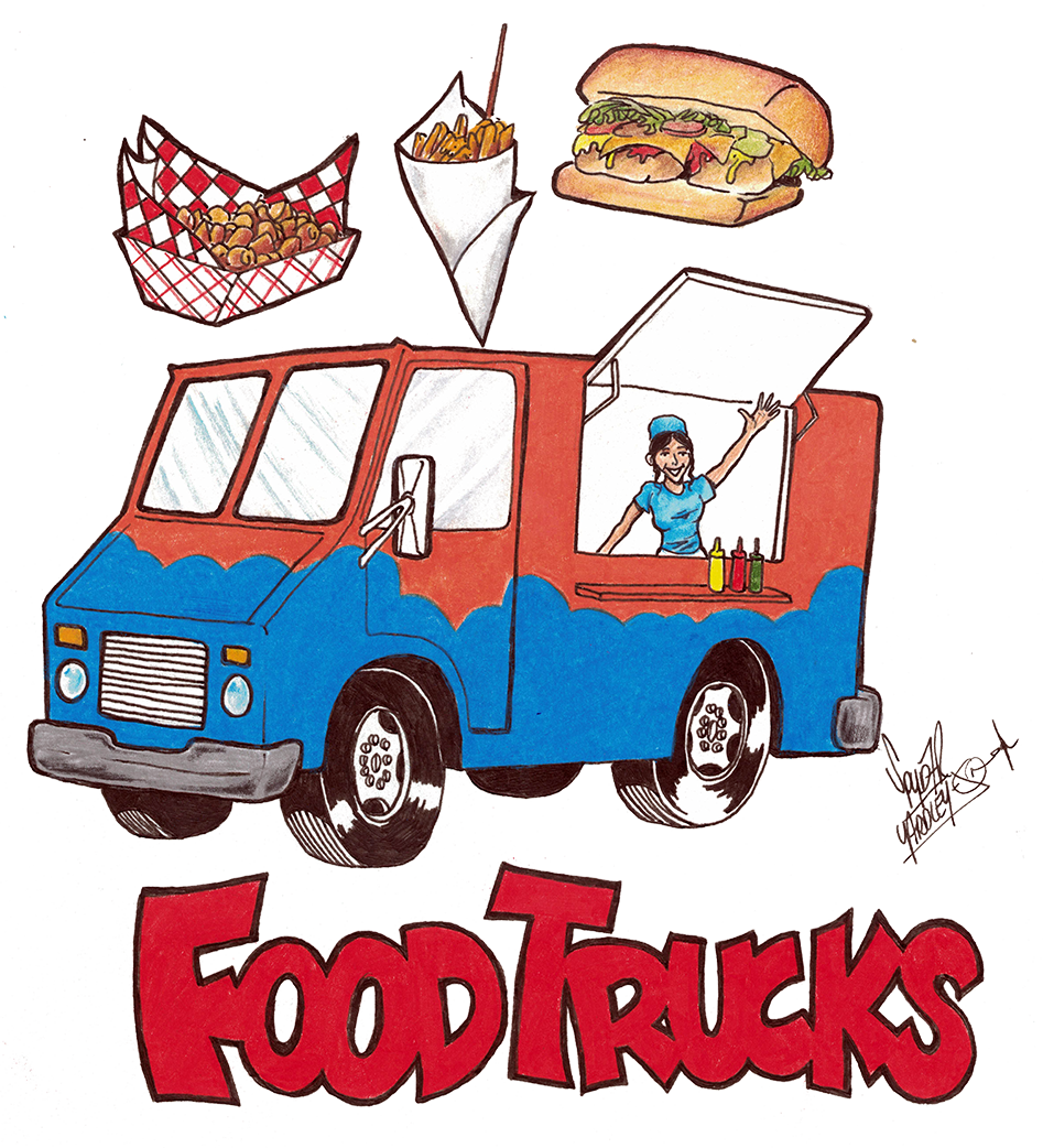 Blueberry Bluegrass Festival Food Trucks