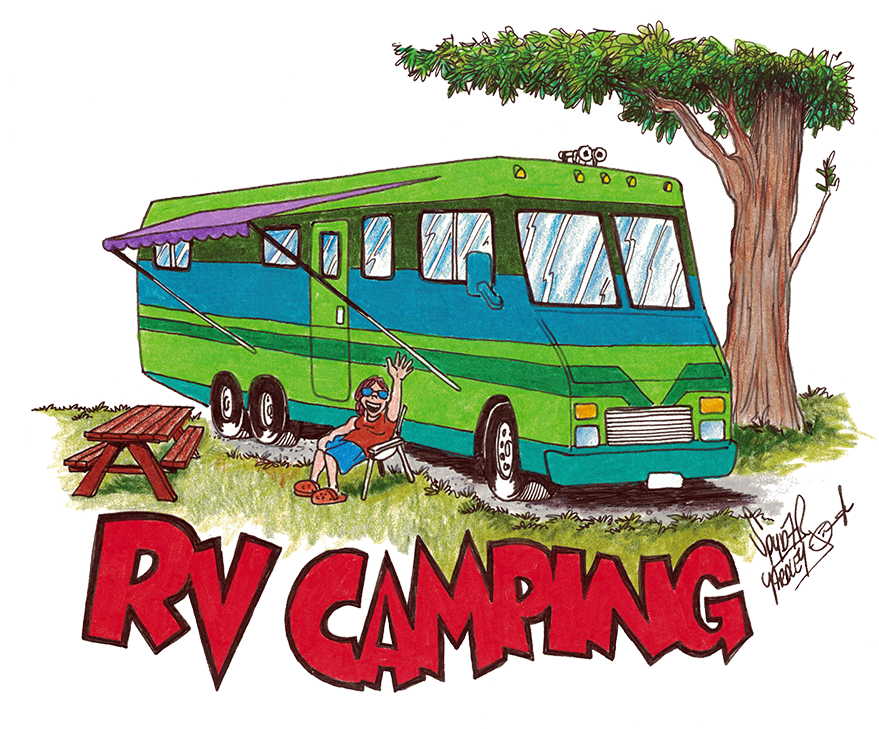 Blueberry Bluegrass Festival RV Camping