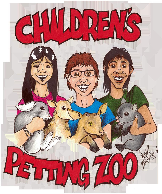 Blueberry Bluegrass Festival Petting Zoo