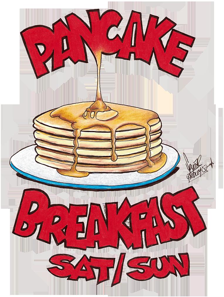 Blueberry Bluegrass Festival Pancake Breakfast