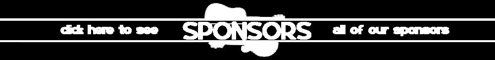 Blueberry Bluegrass Festival - Sponsors