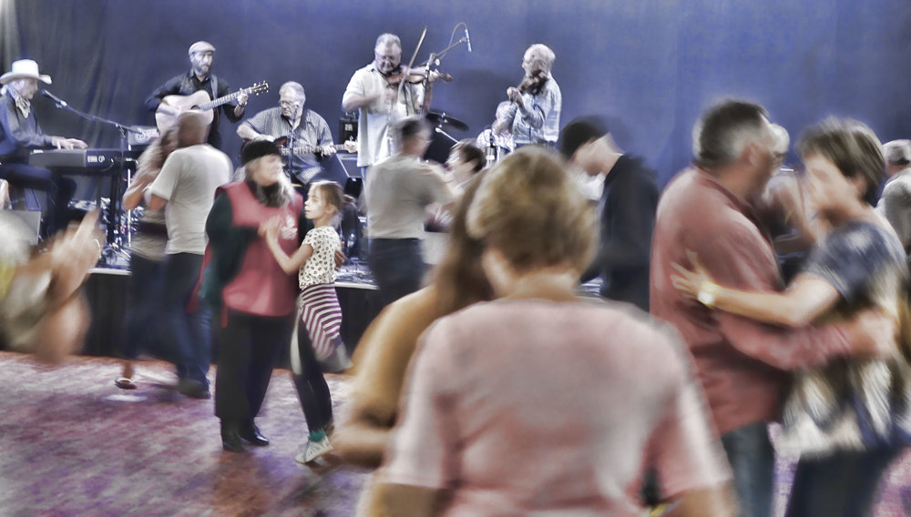 Blueberry Bluegrass Festival - Dance
