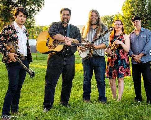 Blueberry Bluegrass Festival - Jeff Scroggins & Colorado