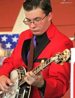 Blueberry Bluegrass Festival - Josiah Tyree
