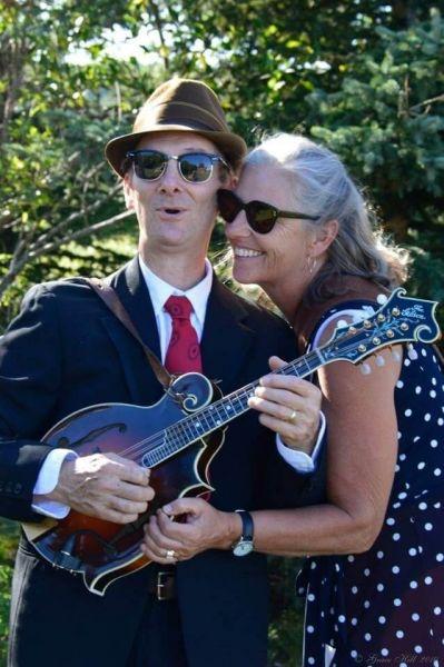 Blueberry Bluegrass Festival - Jim & Penny Malmberg