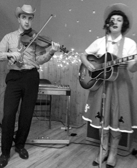 Blueberry Bluegrass Festival - Matt & Kayla Hotte