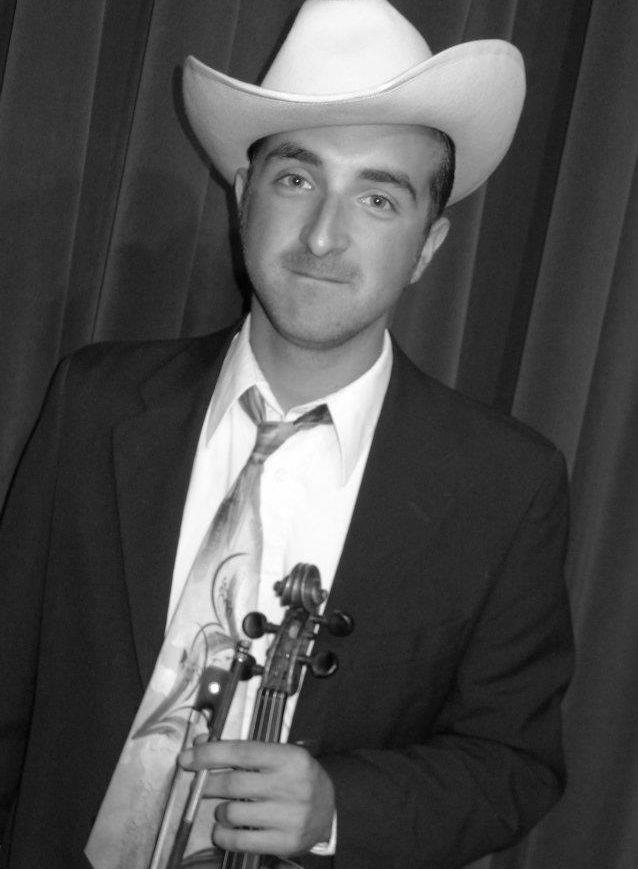 Blueberry Bluegrass Festival - Matt Hotte