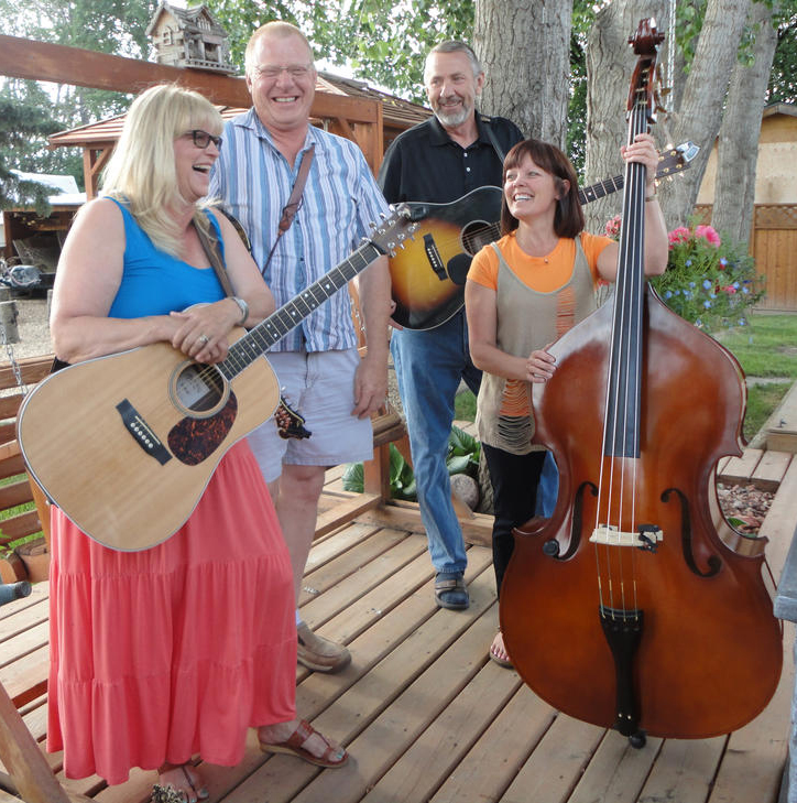 Backroad Stringband