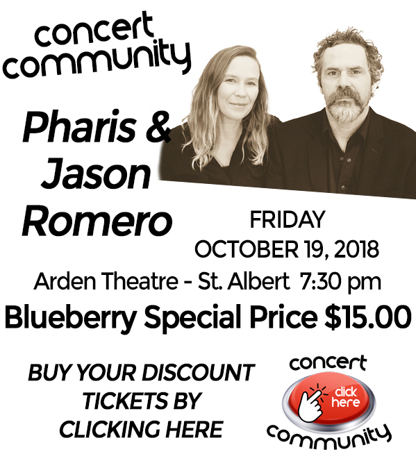 Blueberry Bluegrass Festival - Pharis & Jason Romero