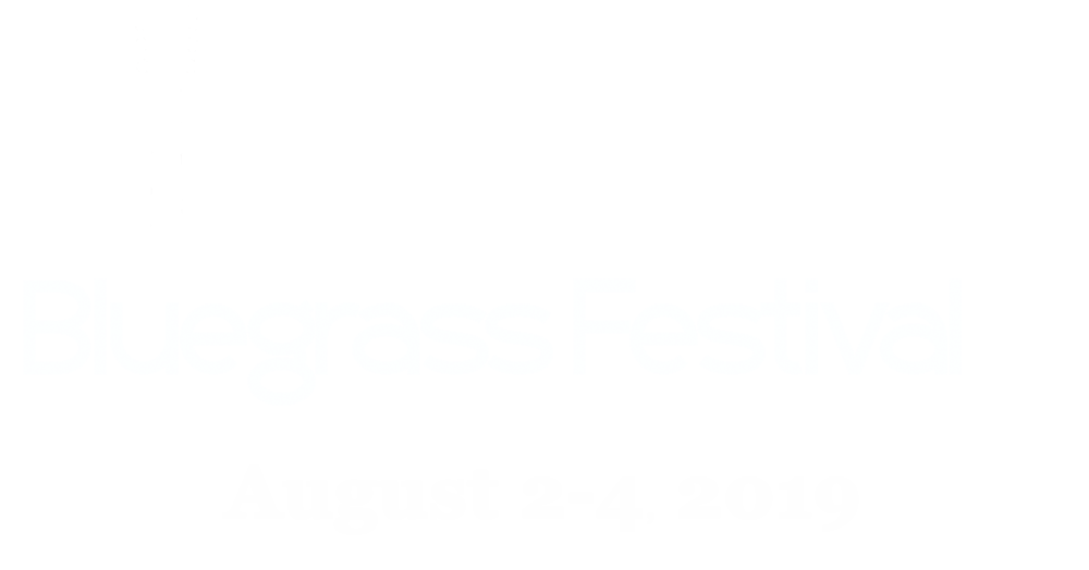 Blueberry Bluegrass Festival - Logo