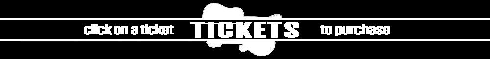 Blueberry Bluegrass Festival - Tickets