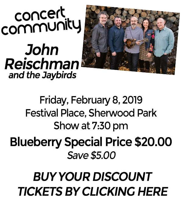 Blueberry Bluegrass Festival - John Reischman & the Jaybirds