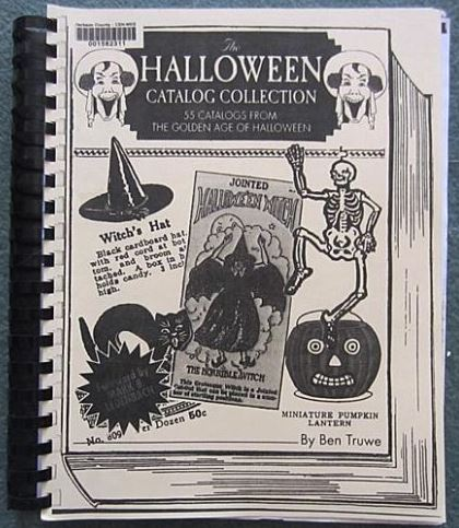 catalog collection of vintage halloween decorations halloween collectorcom