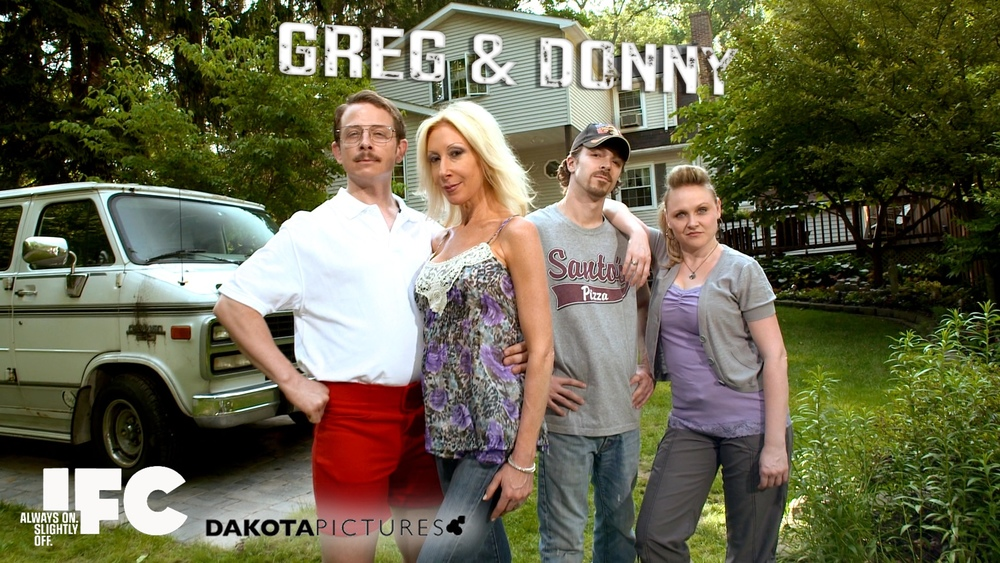 Greg & Donny