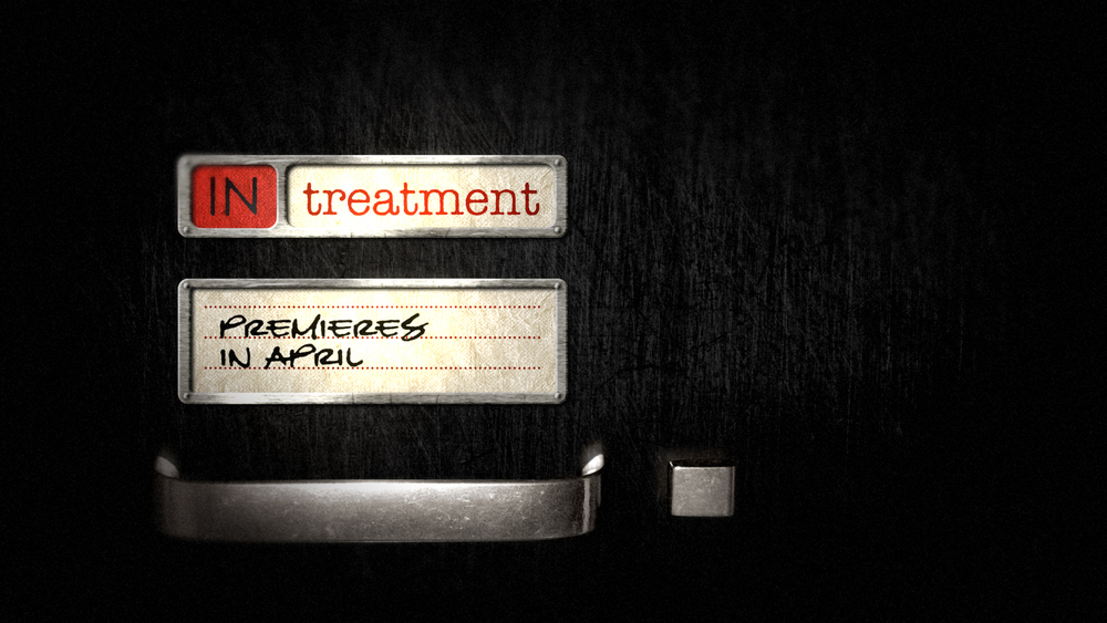 """In Treatment"" - HBO Promo concept"