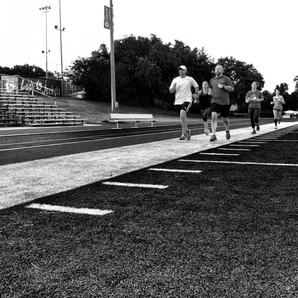 Cowtown Half Marathon Challenge