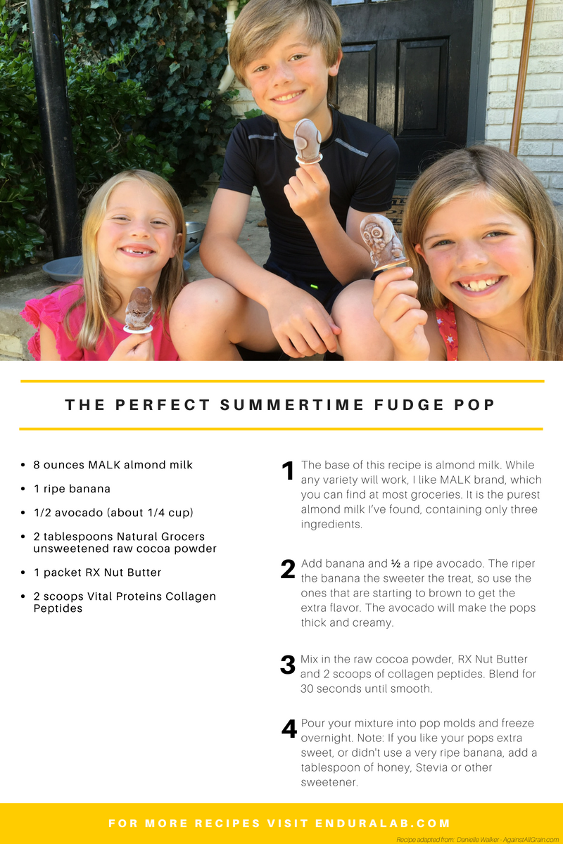 Bailey Kids Fudge Pops