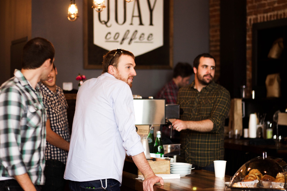 Quay Coffee Brew Bar