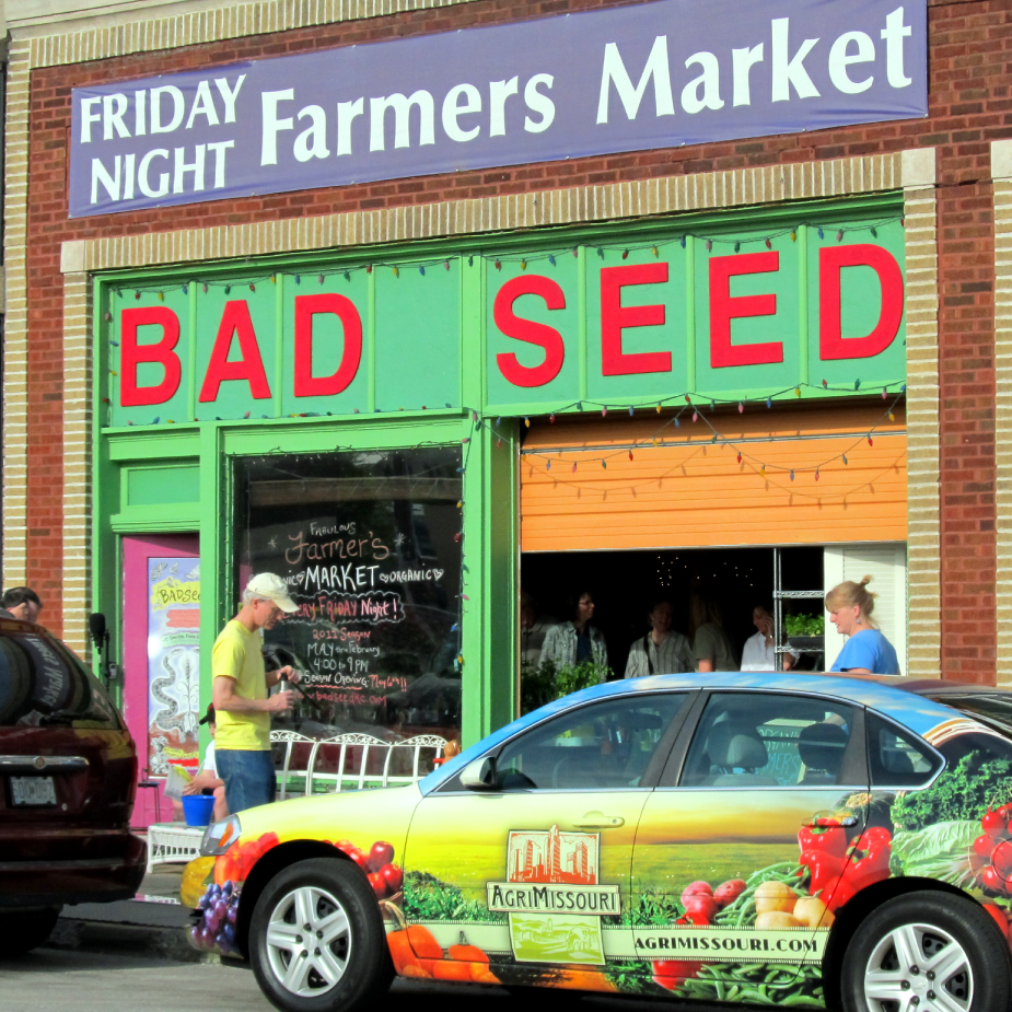 Badseed Farmer's Market