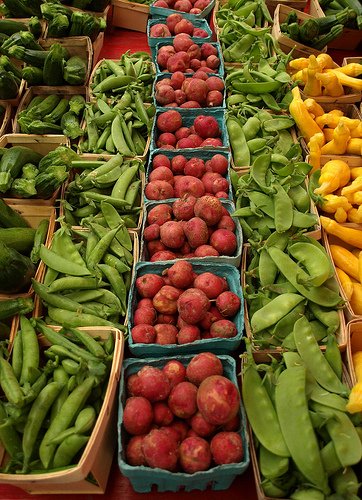 Westport Farmer's Market (Photo Credit Pitch.com)
