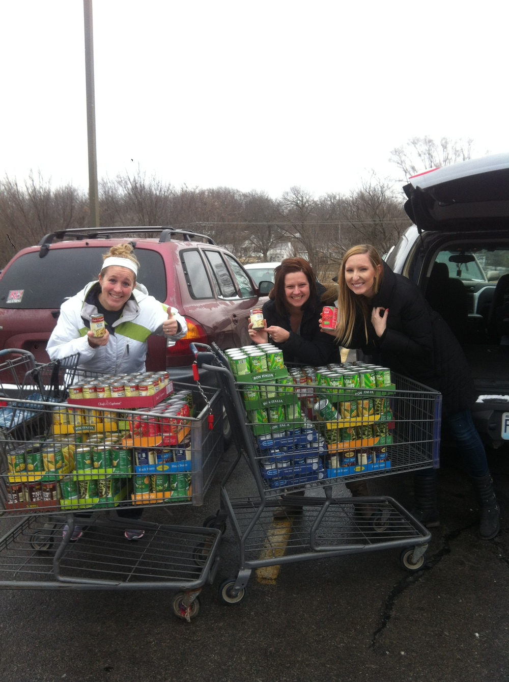 RNL's Canned Food Drive for Harvesters