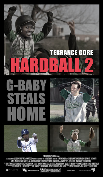 Inspired by:   Hardball
