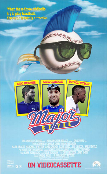 Inspired by: Major League
