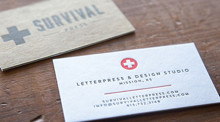 10 promising kansas city brands to watch survival letterpress reheart Gallery