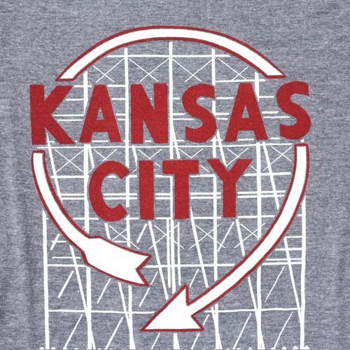 Kansas City Auto Sign Shirt