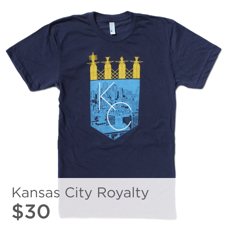 Kansas City Royalty Shirt