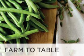 Farm to Table Restaurants in Kansas City