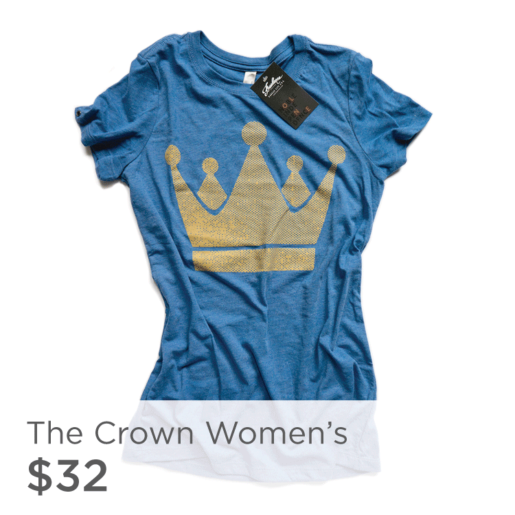 The Crown Women's Royals Shirt