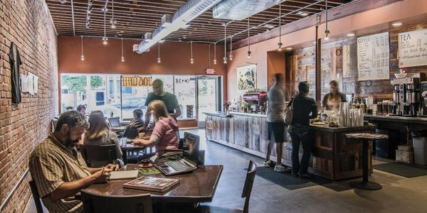 Coffee Shops Kansas City Plaza