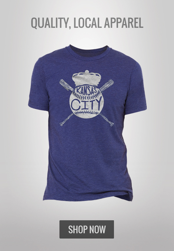 Vintage Kansas City Baseball Shirt