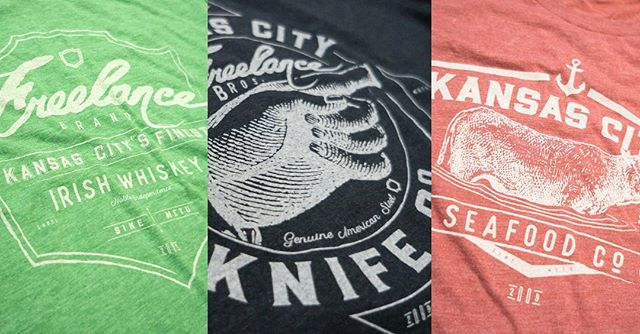 New to the shop: KC Tribute Trilogy by @freelancekc 🇮🇪🔪🐂