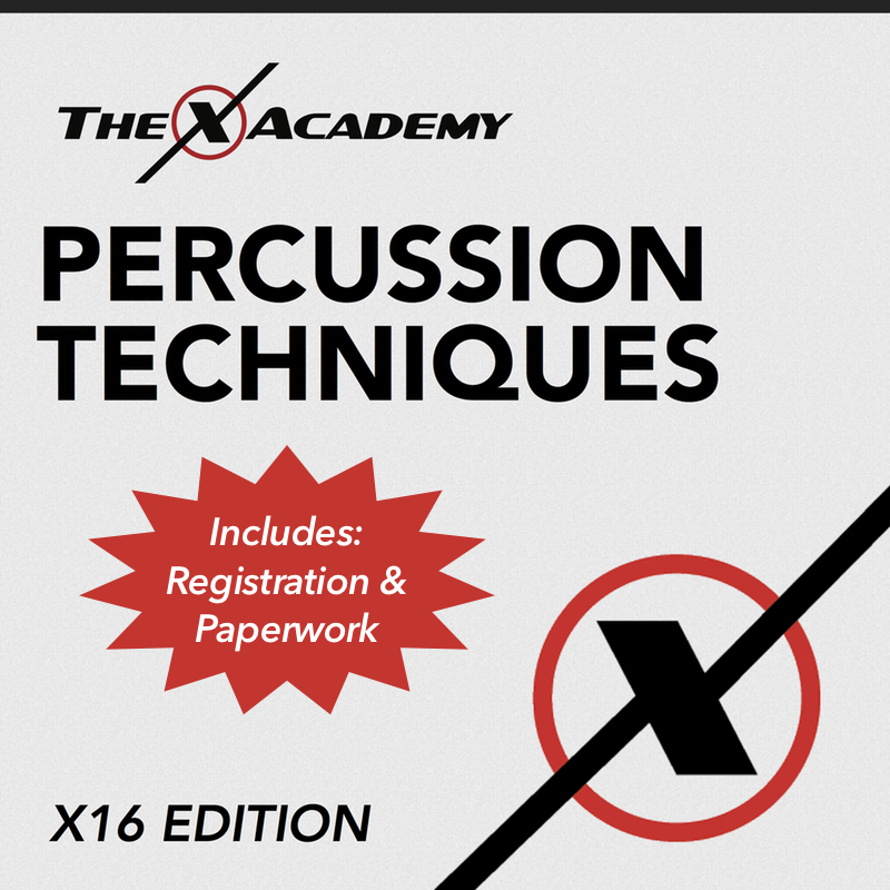 Register now for the X16 Audition Clinics, presented by The X Academy!