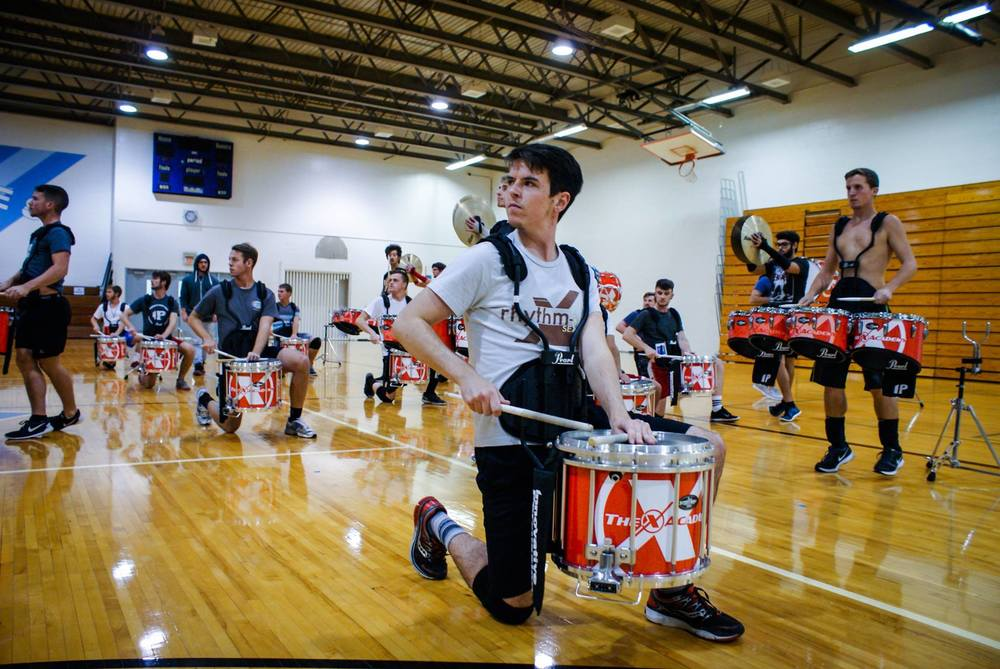 The X17 Audition Clinics    Audition for Rhythm X, XWinds, and European X in October!    Learn More