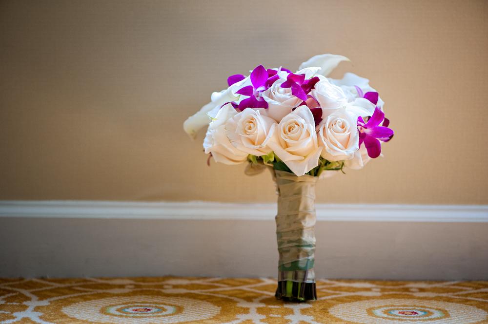 Reclining Bouquet