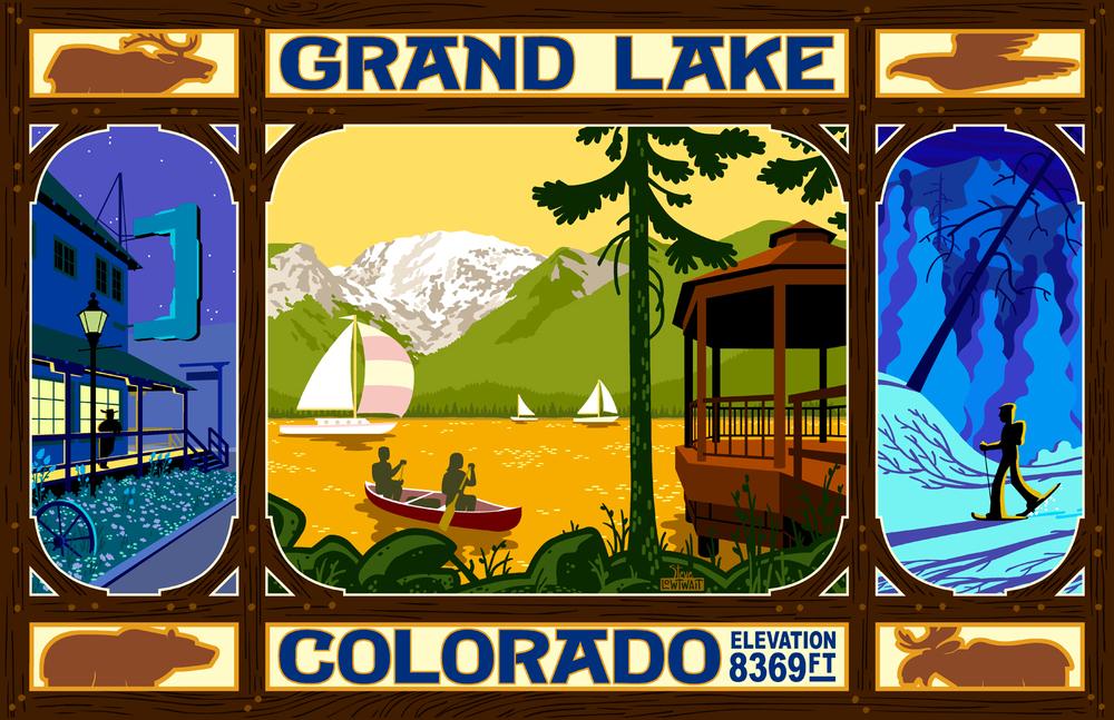 Grand Lake, Colorado• Buy