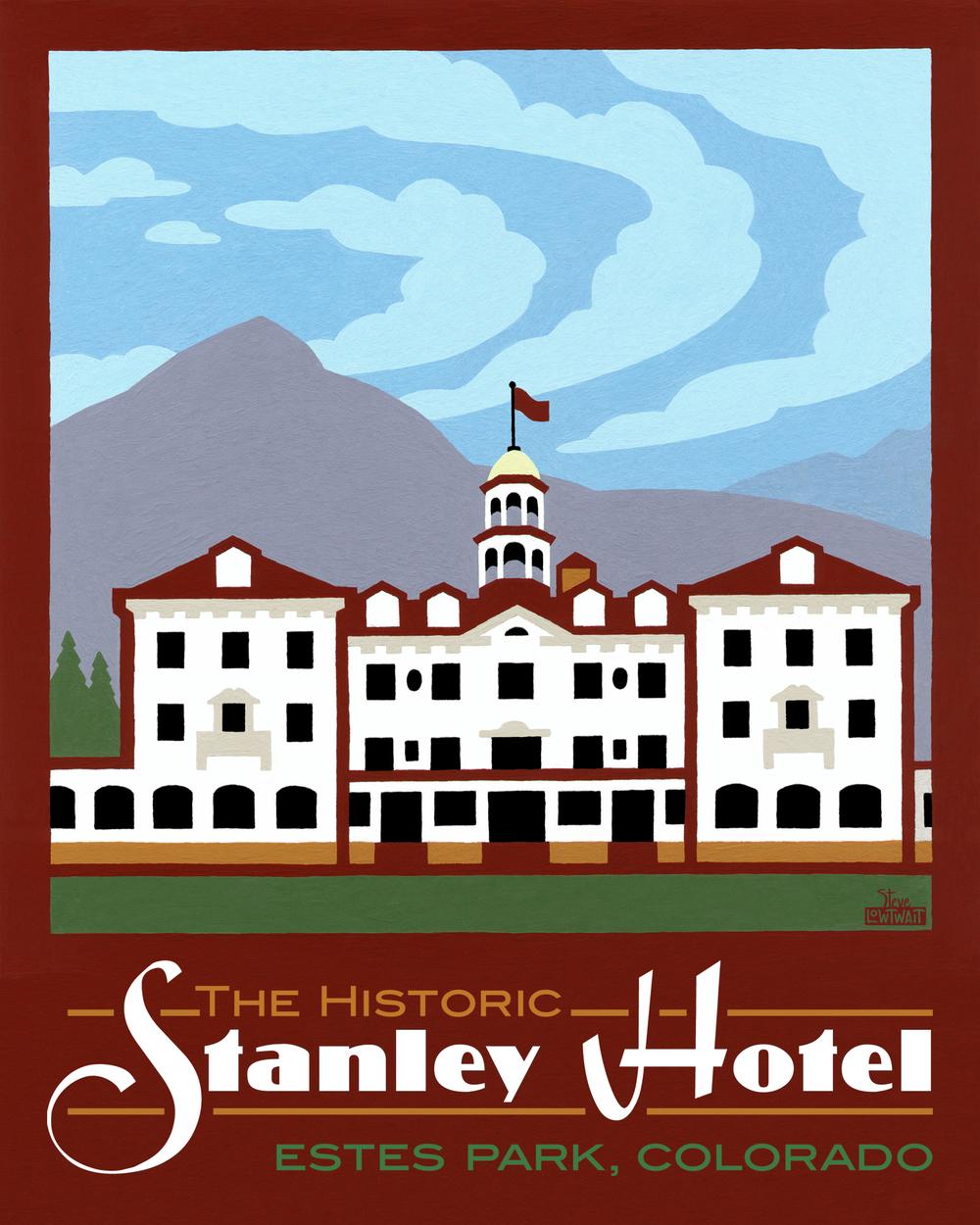 Stanley Hotel - Estes Park, Colorado• Buy