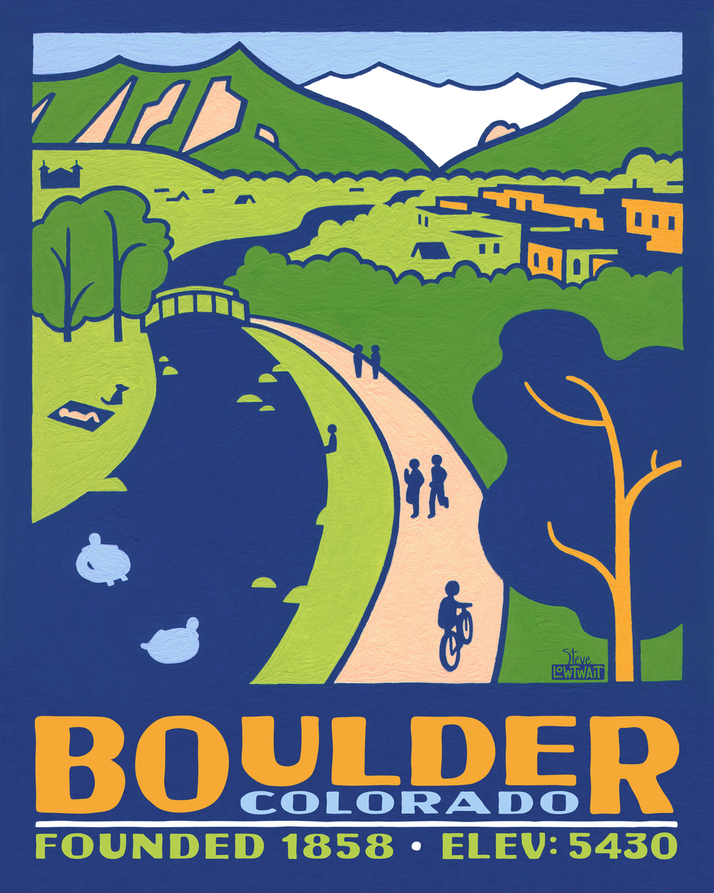Boulder, Colorado • Buy