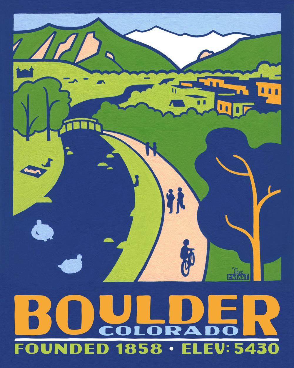Boulder, Colorado• Buy