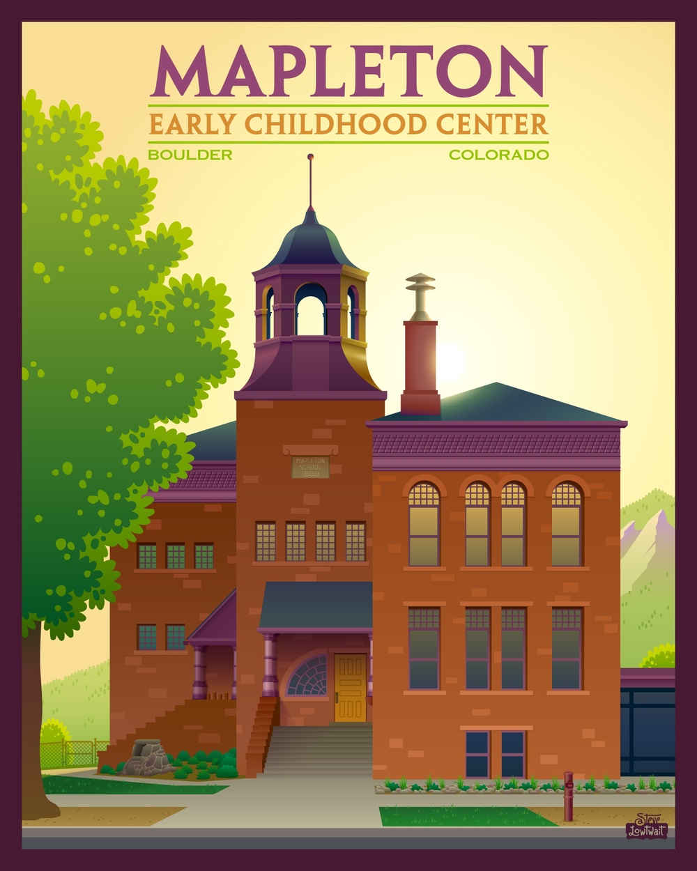 Mapleton Hill Early Childhood Center