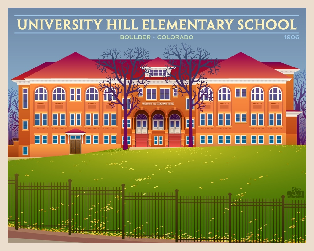 University Hill Elementary School