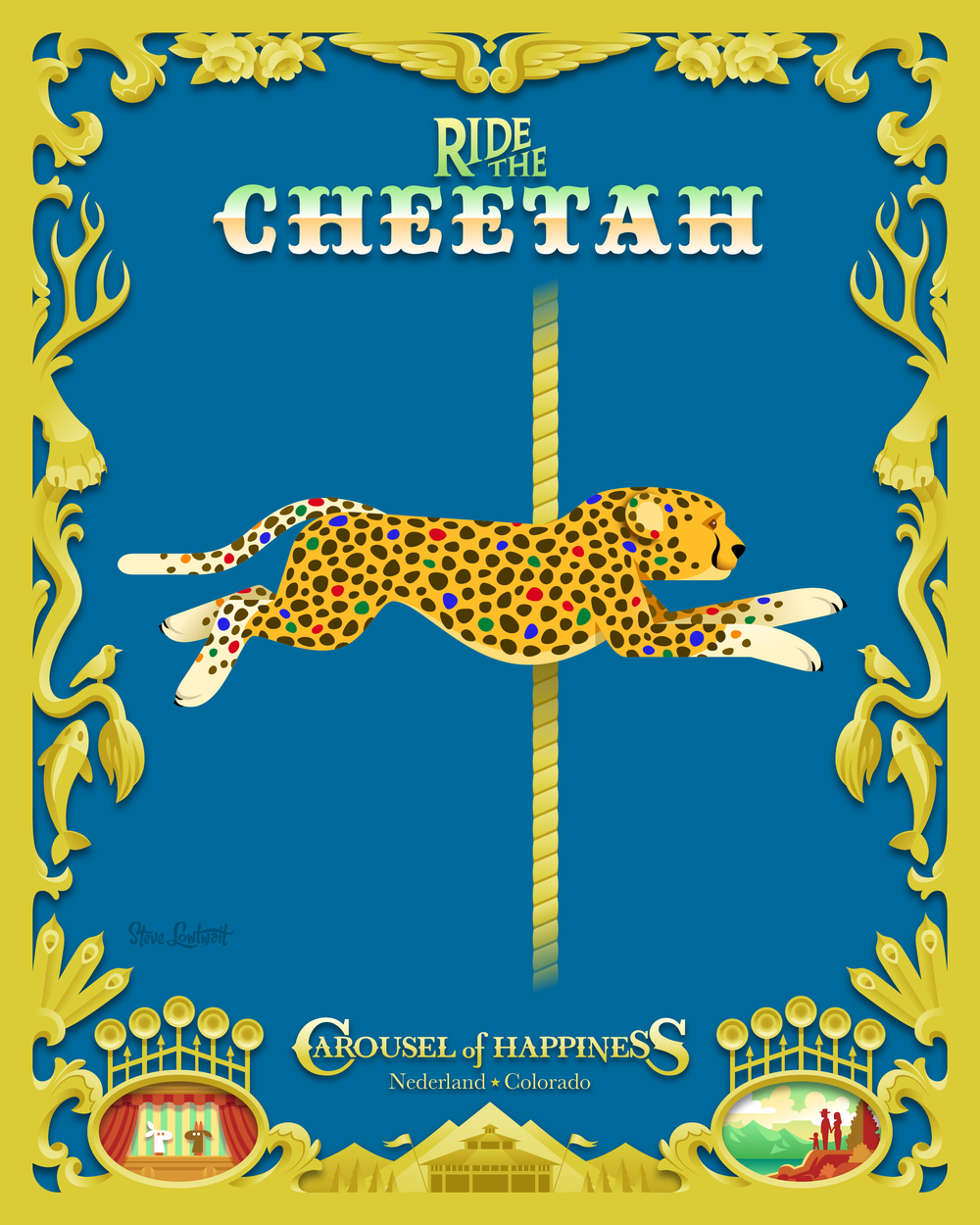 Ride the Cheetah
